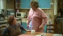 Mrs Brown gets a Bikini wax