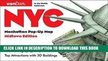 [PDF] Pop-Up NYC Map by VanDam - City Street Map of New York City, New York - Laminated folding