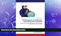 Free [PDF] Downlaod  Child Labour in Pakistan: Including the Excluded: Subsidized Education and