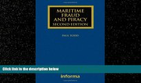 FREE PDF  Maritime Fraud and Piracy (Maritime and Transport Law Library)  BOOK ONLINE
