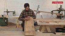 Brest - Quatre-Moulins. La Fabrique peaufine son mobilier à destination des Capucins