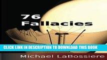 [EBOOK] DOWNLOAD 76 Fallacies PDF