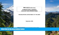 PDF Download] Fm 2-22 3 Human Intelligence Collector Operations