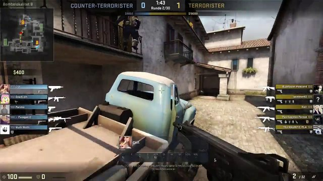 RUSSIAN FIRE FAILURE (CS:GO)