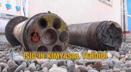 IŞİD'in kimyasal tehdidi