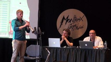 Montreux Jazz Festival 2015 Workshop 2