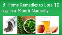 Home Remedies To Lose Weight Fast Without Exercise Lose 10 Kgs In