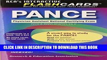 [Free Read] PANCE (Physician Assistant Nat. Cert Exam) Flashcard Book (PANCE Test Preparation)