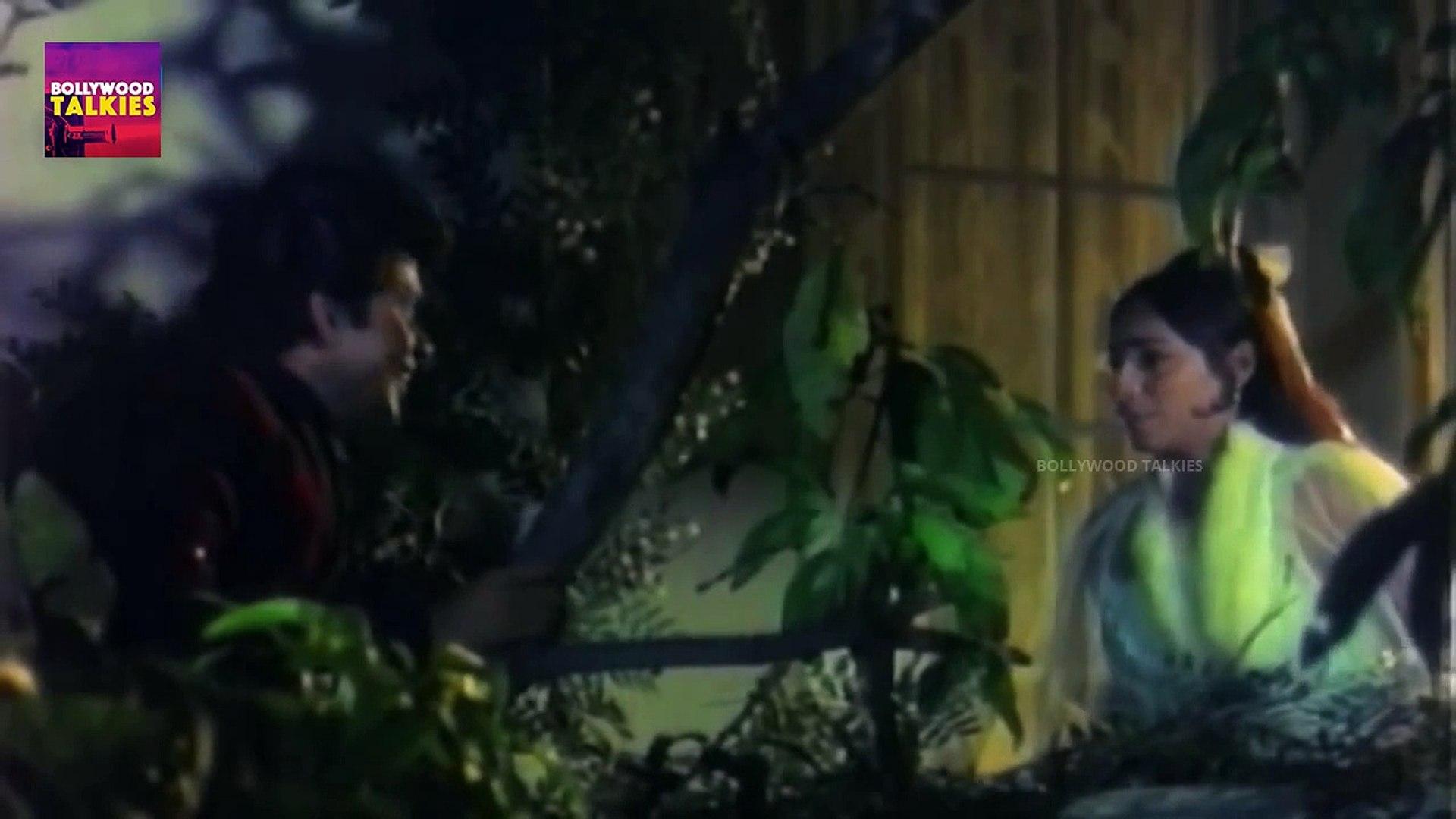 Hindi Classic Movie Scenes | Subhash Ghai and Archana Romantic Scene