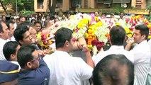 Amitabh Bachchan, Aishwarya Rai, Preity Zinta attend Shilpa Shetty's Fathers Chautha | FULL HD VIDEO