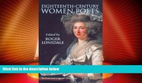 FULL ONLINE  Eighteenth Century Women Poets: An Oxford Anthology