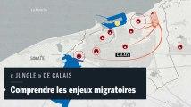 De Sangatte à la «jungle», comment Calais s'est retrouvée au cœur des enjeux migratoires ?