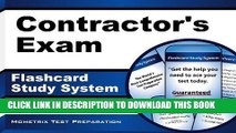 [PDF] Contractor s Exam Flashcard Study System: Contractor s Test Practice Questions   Review for