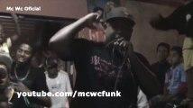Mc Wc - Viva Rapaziada ao vivo funk consciente