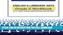 Read PDF] English Language Arts Grade 1 Workbook: First