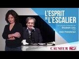 """Alain Finkielkraut  sur la """"gauche Finkielkraut"""" et la reforme de l'orthographe"""