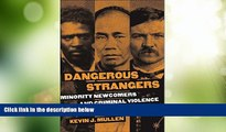 Big Deals  Dangerous Strangers: Minority Newcomers and Criminal Violence in the Urban West,