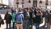 Alpes de Haute-Provence : Les élèves de l'Ecole Centrale de Paris en visite à Barcelonnette