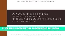 [PDF] Mastering Secured Transactions: Ucc Article 9 Full Online