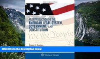 READ NOW  An Introduction to the American Legal System, Government, and Constitution (Aspen