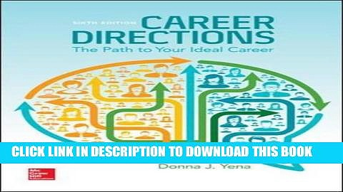 [PDF] Career Directions: New Paths to Your Ideal Career Full Online
