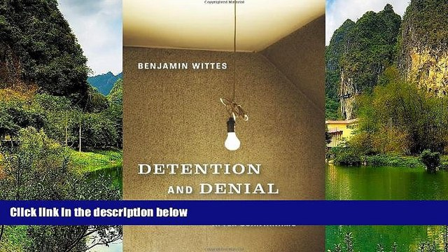 Deals in Books  Detention and Denial: The Case for Candor after Guantánamo  Premium Ebooks Full