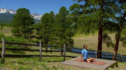 Power Up Yoga with Rodney Yee: Breathe | Yoga | Gaiam