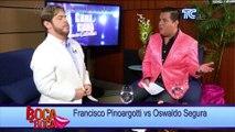 Cara a cara con Francisco Pinoargotti