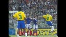 Roberto Carlos - Todos sus goles en la Selección Brasileña