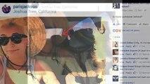 Des internautes sont persuadés que Michael Jackson figure sur un selfie de sa fille