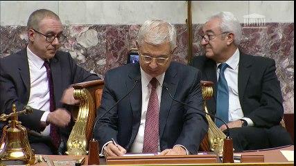 Assemblée Guerres des Hollande Valls à l'extérieur - Pierre Lellouche groupe LR