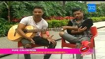 Daniel y Pipe Calderón fusionan el vallenato y la música urbana en su nuevo sencillo 'Dame'