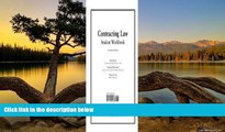 Big Deals  Contracting Law Fourth Edition Workbook  Best Seller Books Best Seller