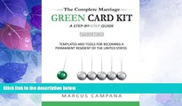 Big Deals  The Complete Marriage Green Card Kit: A Step-By-Step Guide With Templates and Tools to