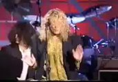 Aerosmith - Led Zeppelin - Rock n Roll hall of fame -1995