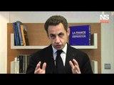 Message de Nicolas Sarkozy aux Français de l'étranger