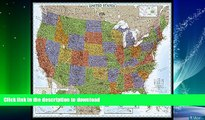 READ  United States Decorator [Enlarged and Laminated] (National Geographic Reference Map) FULL
