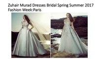 Zuhair Murad Dresses Bridal Spring Summer 2017 Fashion