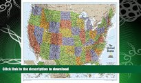 READ  United States Explorer Wall Map - Laminated (U.S. Map) (National Geographic Reference Map)