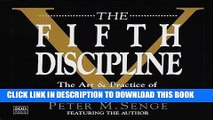 Ebook The Fifth Discipline: The Art   Practice of The Learning Organization Free Read