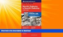 FAVORITE BOOK  Rand McNally Folded Map: North Dakota, South Dakota (Rand McNally State Maps)  GET