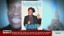 Kamini en spectacle à Lille