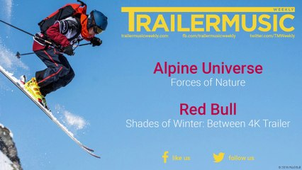 Red Bull - Shades of Winter: Between 4K Trailer Music | Alpine Universe - Forces of Nature