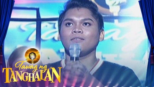 Tawag ng Tanghalan: Kim Mainit gets the golden microphone!