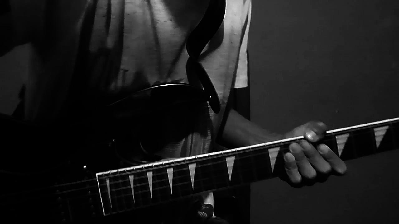 titanium Electric Guitar Screenplay