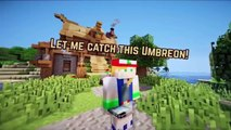 [Minecraft Animations] - Monster School Minecraft - POKEMON GO | Funny Minecraft