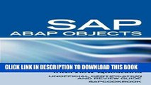 [Read] Ebook SAP ABAP Objects Interview Questions: Unofficial SAP R3 ABAP Objects Certification