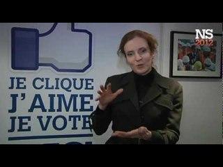 Nathalie Kosciusko-Morizet vous accueille sur l'Espace Porte-parole