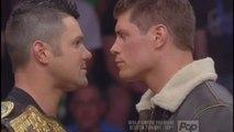 Cody vs. Eddie Edwards - TNA World Heavyweight Championship - TNA Impact Wrestling 10-20-16