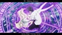 Top 10 Magic/Action/Fantasy Anime
